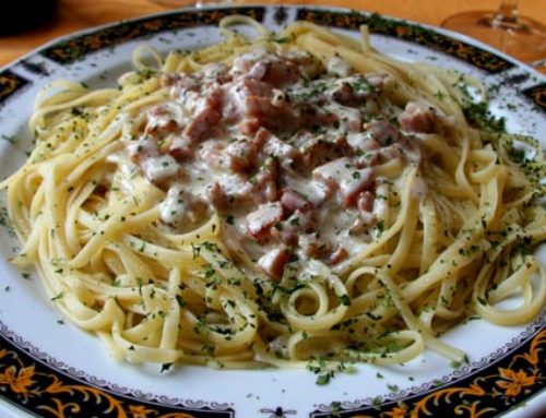The Delights of Italian Food & Drink