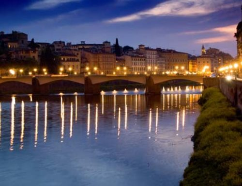 Florence, the City of Flowers